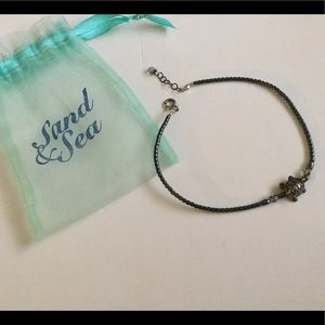Jewelry - Handcrafted in Maui - Turtle beaded Ankle Bracelet